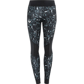 Zone3 Compression Tights Dam black/mint/digital